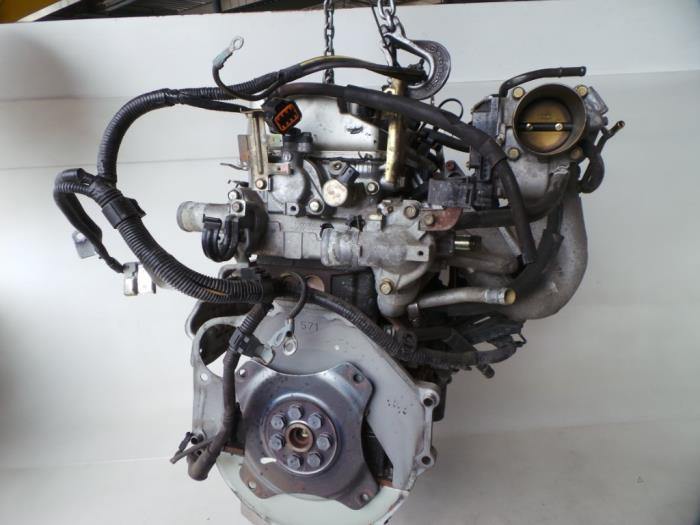 Used Mitsubishi Outlander (CU) 2 4 16V 4x4 Engine - 4G69JY9751