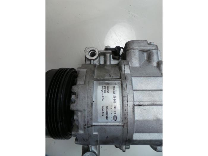 Used BMW X3 (E83) 2 5 24V Air conditioning pump - 99000940