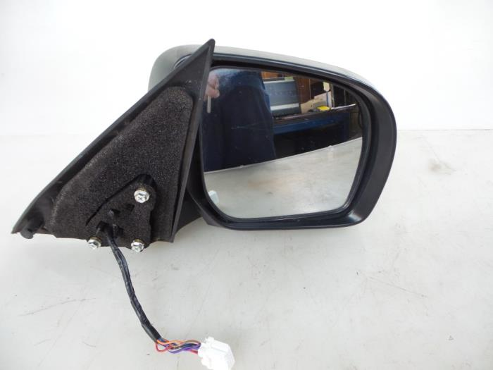 2011 subaru forester rear view mirror