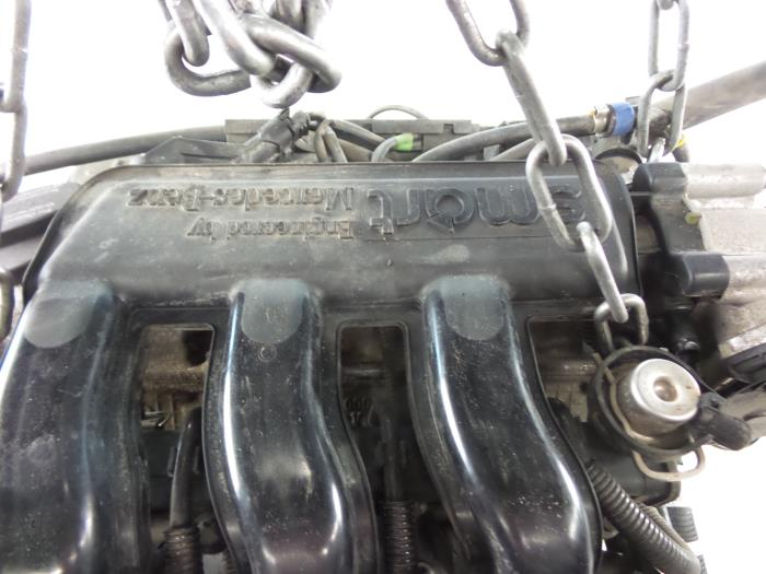 Moteur d'un Smart Roadster (452.4) 0.7 Turbo 2004
