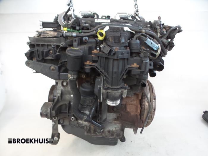 Used Ford C-Max (DXA) 2 0 TDCi 16V Engine - UFDB