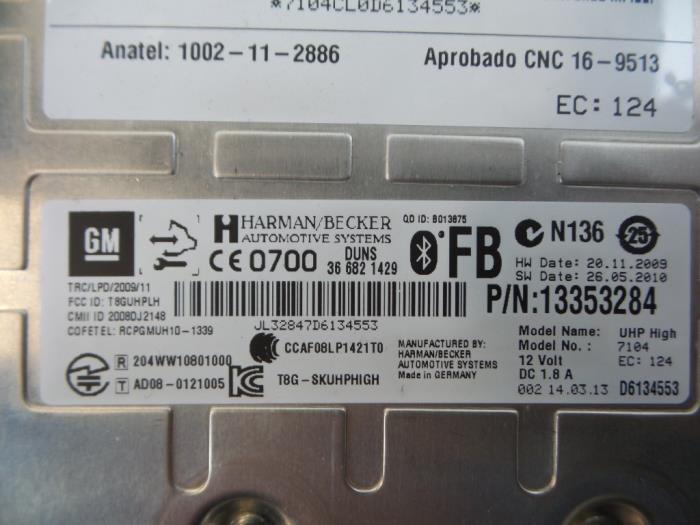 Used Opel Insignia Sports Tourer 2 0 CDTI 16V 130 ecoFLEX Bluetooth