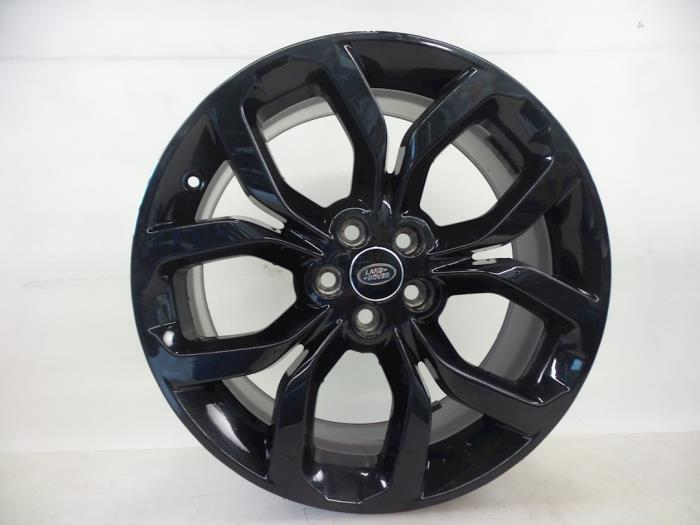 Used Landrover Discovery Sport Lc 20 Td4 180 16v Wheel
