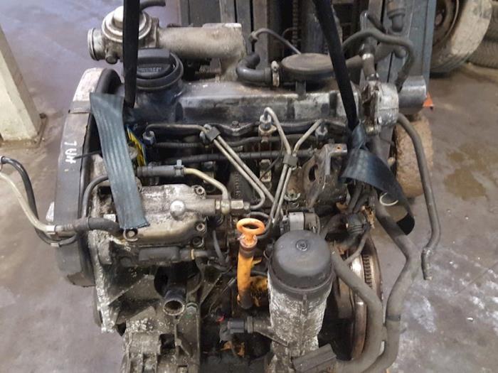 Used Volkswagen Golf IV (1J1) 1 9 TDI Engine - ALHAGR ALHAGR