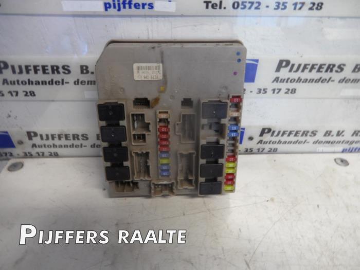 used renault modus fuse box - 902663a - autohandel ... renault clio fuse box renault modus fuse box