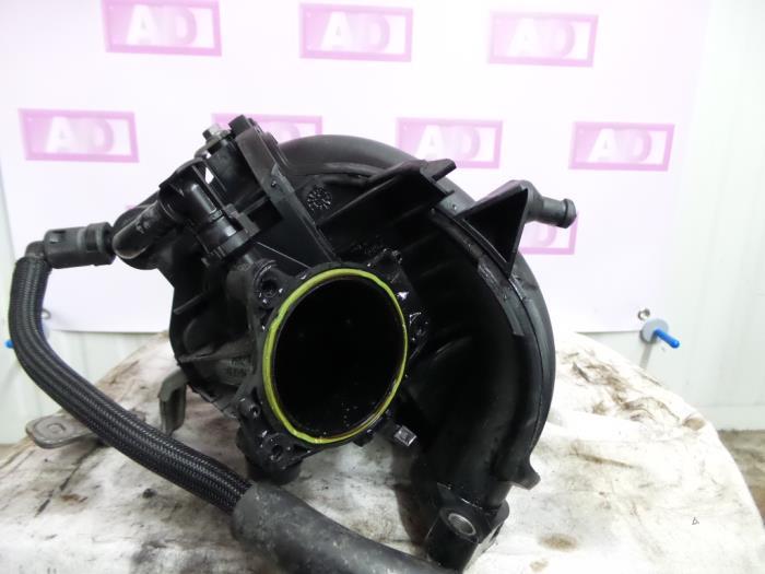 used peugeot 308 intake manifold - v752817280 ep6 - autodemontage