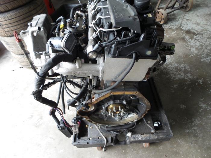 Used Mercedes C (W204) 2 2 C-220 CDI 16V Engine - 646811