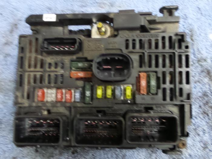 used fiat scudo 270 1 6 d multijet fuse box 9661682880 rh proxyparts com fuse box fiat scudo van Fiat Scudo 9 Passenger