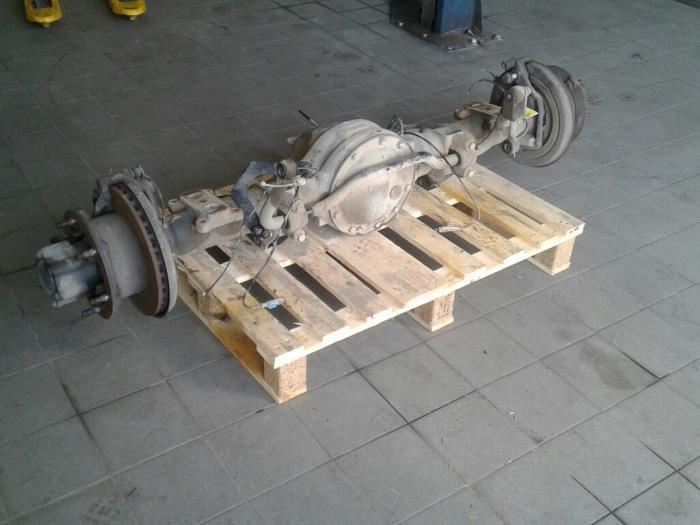 Used Mercedes Sprinter Rear wheel drive rear axle
