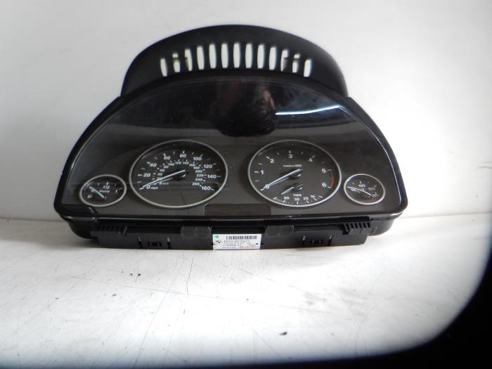 gebrauchte bmw x3 tacho kombiinstrument km 92576577 auto wessel. Black Bedroom Furniture Sets. Home Design Ideas