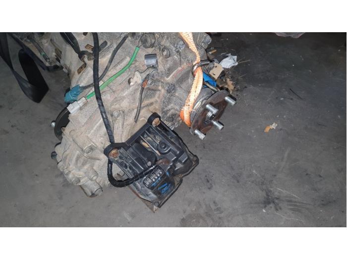 Getriebe Toyota Land Cruiser 4.0 V6 24V - 3501060B10