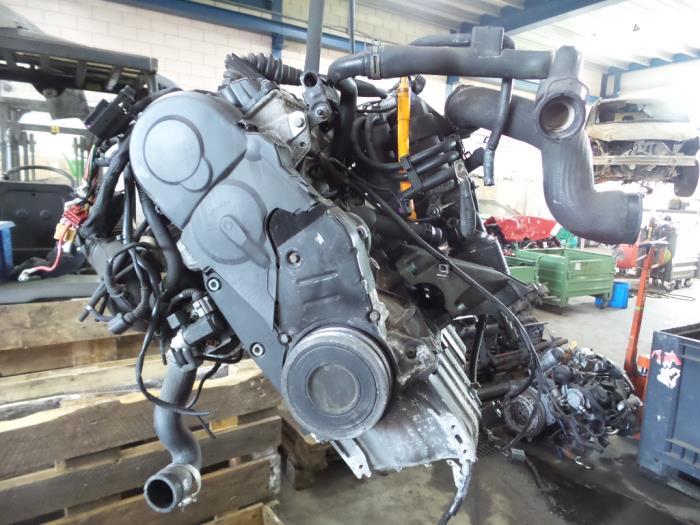 Used Audi A4 (8E2) 1 9 TDI PDE 130 Engine - AWX - De Witte