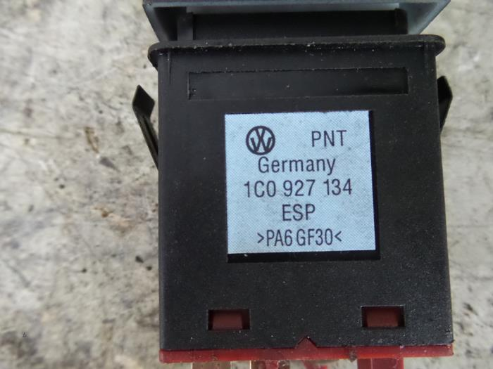 Used Volkswagen New Beetle (9C1/9G1) 2 0 ESP switch