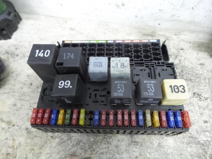 Used Volkswagen Transporter T4 2.5 TDI Fuse box - 357937039 ... on mercedes transporter, ford transporter, shipyard transporter, iveco transporter, volkswagen transporter, hot wheels transporter, chip transporter,