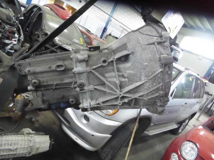 Used BMW 1 serie (E81) 118d 16V Gearbox - 23007604901 - De Witte