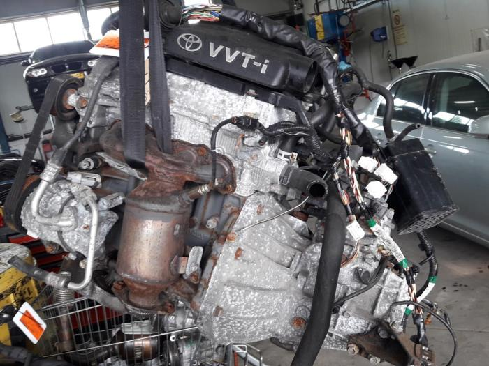 Used Toyota Yaris (P1) 1 0 16V VVT-i Engine - 190000J030
