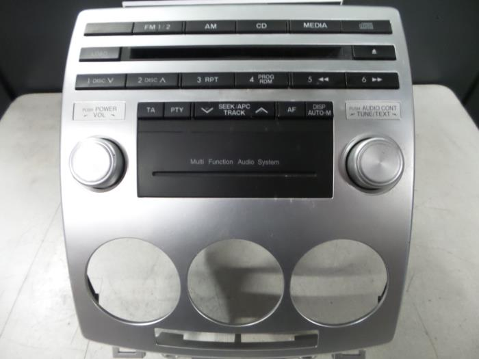 Radio Cd Player From A Mazda 5