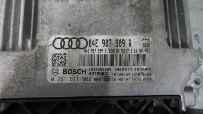 Used Audi A4 Engine management computer - 0261S11902 CVNA