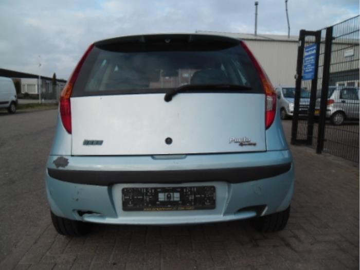 Beste Used Fiat Punto II (188) 1.2 16V Rear bumper color code 804/A PY-27