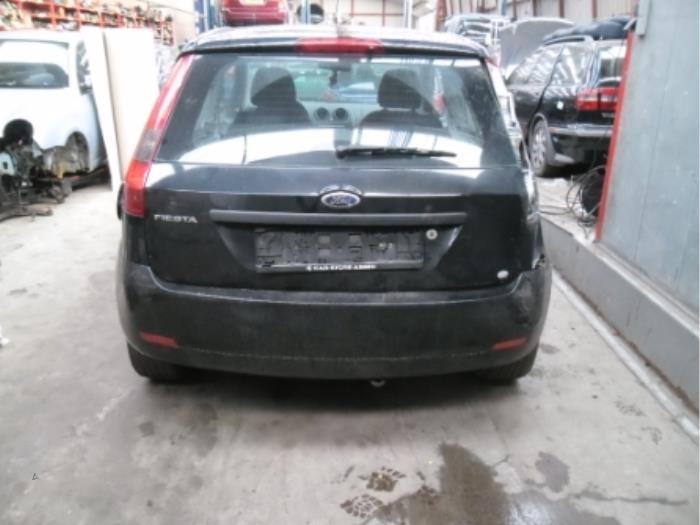 Tailgate handle from a Ford Fiesta VI 1.3 2005
