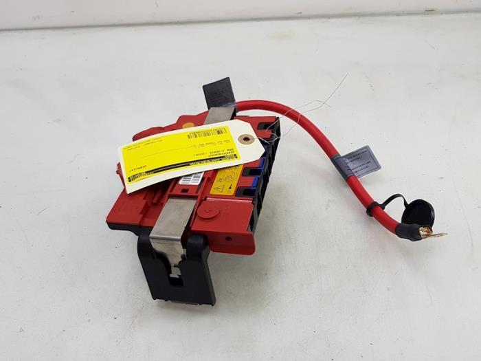 used bmw 3 serie e90 318i 16v fuse box 61146971370 autoham auto onderdelen. Black Bedroom Furniture Sets. Home Design Ideas