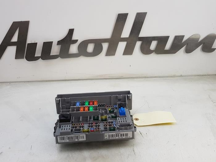 Used BMW 3 serie (E90) 320d 16V Fuse box - 61146906609 ... Bmw D E Fuse Box on