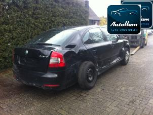 gebrauchte skoda octavia 1z3 1 9 tdi heckklappe farbcode. Black Bedroom Furniture Sets. Home Design Ideas