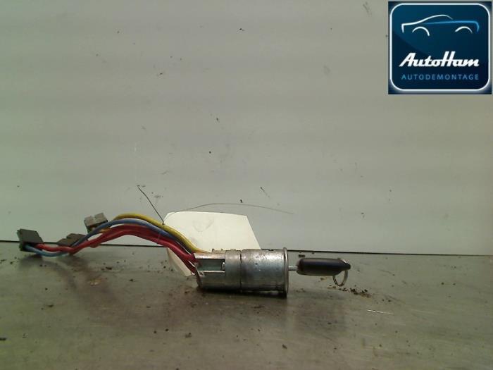 Fantastic Used Peugeot 306 7B 1 6I Sr St Kat Ignition Lock Key 4162A0 Wiring Digital Resources Remcakbiperorg