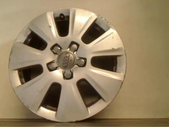 Used audi a3 sportback 8pa ps 1 9 tdi wheel for Audi a3 onderdelen interieur