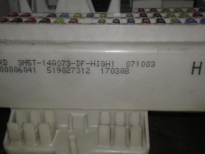 Used Ford Focus C-Max 2.0 TDCi 16V Fuse box - 3M5T14A073DF - AutoHam Where Is The Fuse Box On Ford Focus C Max on