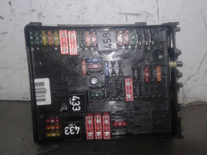 used audi a3 (8p1) 1 9 tdi fuse box 1k0937124k autoham auto infiniti g37 fuse  box audi a3 fuse box 2004