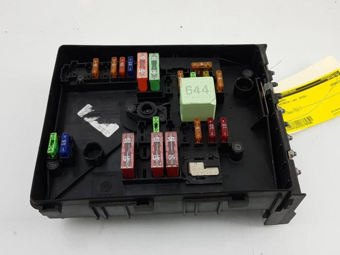Skoda octavia 1 fuse box electrical wiring diagram