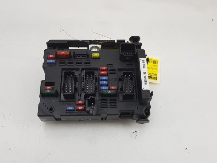 used peugeot 206 2a c h j s 1 6 16v fuse box bsmb3 autoham rh proxyparts com