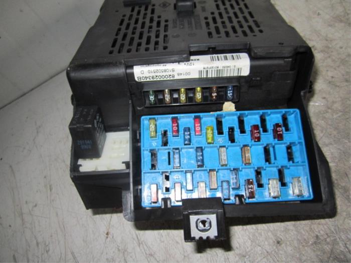 Fuse Box Renault Megane 3 : Used renault megane ba sa v fuse box
