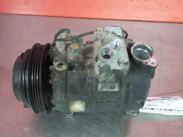 Used Audi A4 Air conditioning pump - 4B0260805C AWX - A-Team