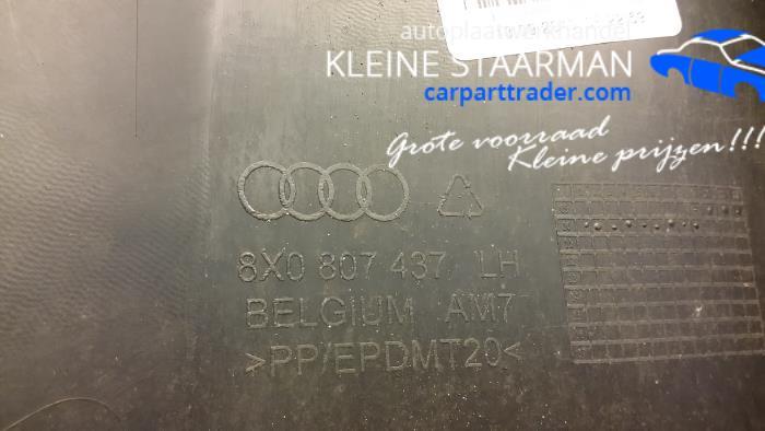 Used Audi A1 Front Bumper Color Code Nvt 8x0807437lh Kleine