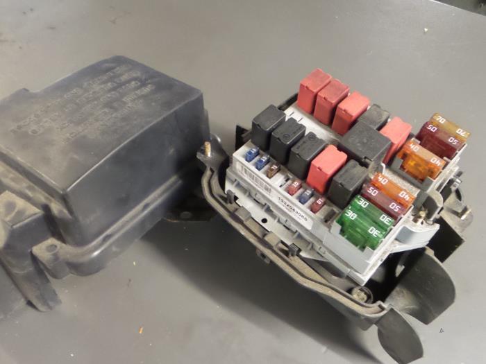 Used Fiat Ducato 243244245 28 Jtd Fuse Box 1332043080