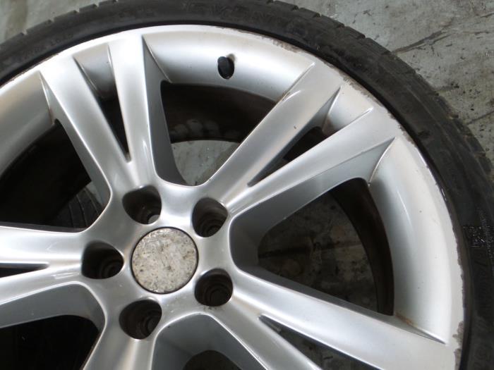 Used Seat Ibiza Iv 6j5 16 16v Set Of Sports Wheels
