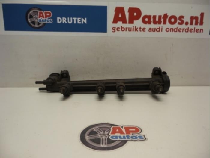 Used Audi A3 (8L) 1 6 Fuel injector nozzle - 06A133317A AVU - AP