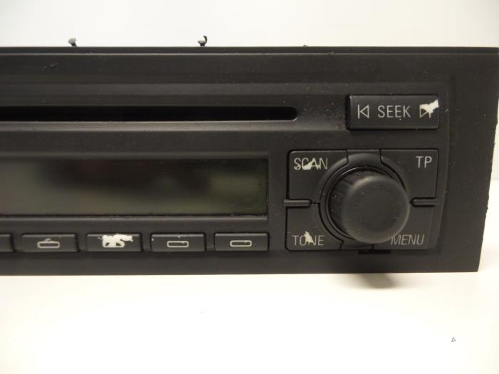 Audi A4 Radio Cd Error