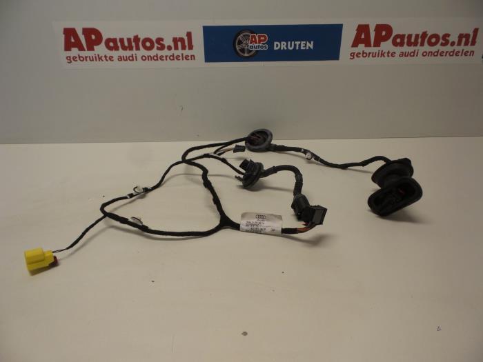 Used Audi TT (8J3) 2.0 TDI 16V Quattro Wiring harness ... Audi Tt Wiring Harness on honda wiring harness, chrysler wiring harness, 2000 mustang wiring harness, porsche wiring harness, camaro wiring harness, hyundai wiring harness, kymco wiring harness, dodge wiring harness, subaru wiring harness, miata wiring harness, 2004 mustang wiring harness, saab wiring harness, lexus wiring harness, jayco wiring harness, mercury wiring harness, ford wiring harness, toyota wiring harness, mopar wiring harness, mitsubishi wiring harness, vw wiring harness,