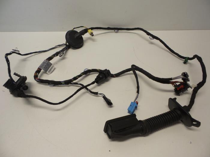 Used audi a wiring harness v ap autos