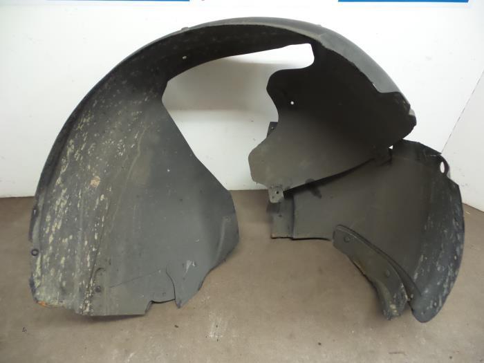 used audi a3 8p1 2 0 16v fsi wheel arch liner. Black Bedroom Furniture Sets. Home Design Ideas