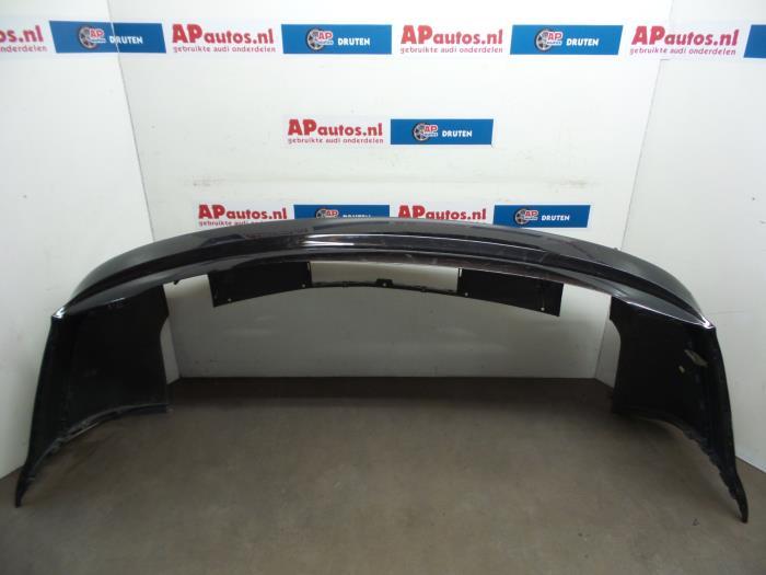 gebrauchte audi q7 sto stange hinten 4l0807521f ap autos. Black Bedroom Furniture Sets. Home Design Ideas