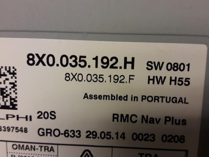 Used Audi A1 (8X1/XW) 1 6 TDI 16V Navigation system