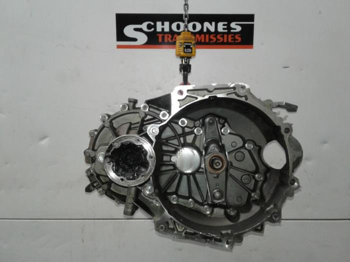 Gearbox from a Volkswagen Golf VII (AUA) 1.4 TSI BlueMotion Technology 125 16V 2017