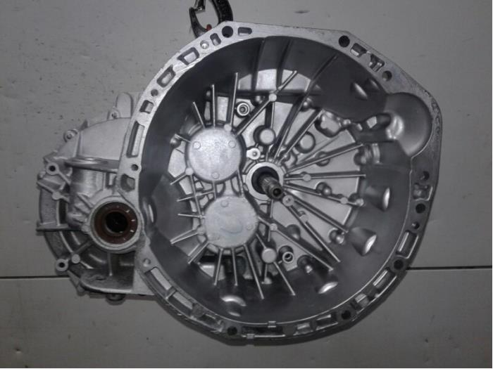 Gearbox from a Renault Master V  2016