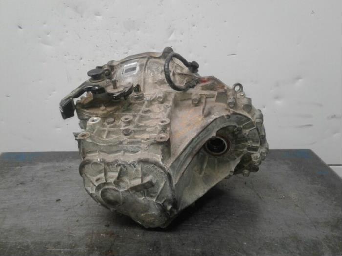 Boîte de vitesse d'un Hyundai iX 35 (LM) 1.7 CRDi 16V 2014