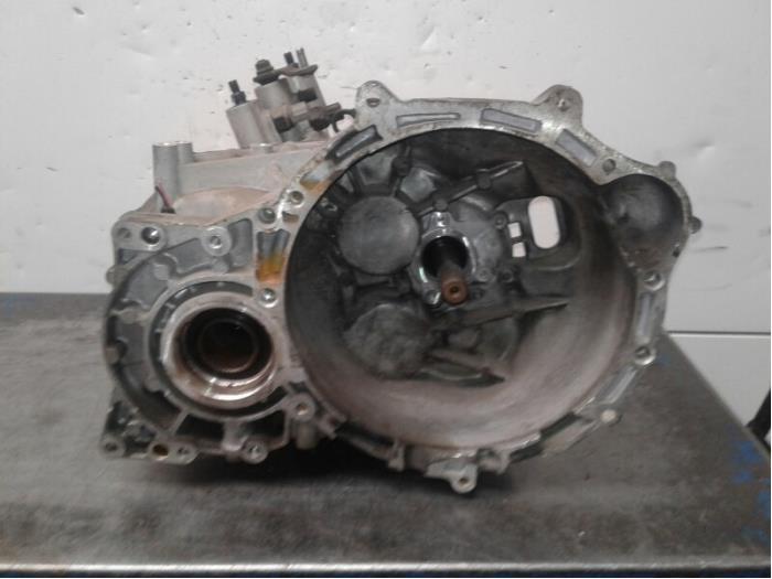 Boîte de vitesse d'un Hyundai iX 35 (LM) 2.0 CRDi 16V 4x4 2013