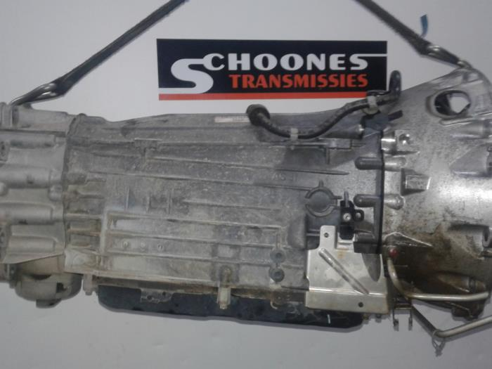 Gearbox from a Mercedes ML II (164/4JG) 5.0 500 4-Matic V8 24V 2008